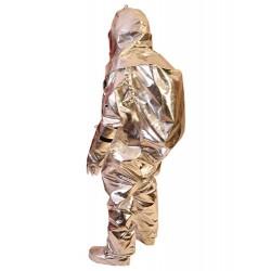 FYRAL® 1000 Alüminize Cam Elyaf Yangına Yaklaşma Elbisesi