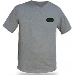 GLK v- yaka penye tişört