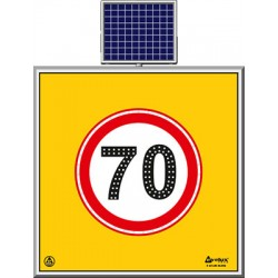 Evelux Azami Hız Sınırlaması |   11734 S-LD